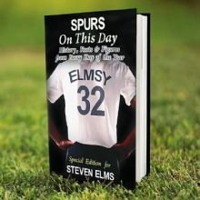 Spurs On This Day Book